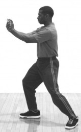 Extending form the hips