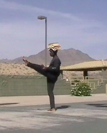 Balance and Focus
